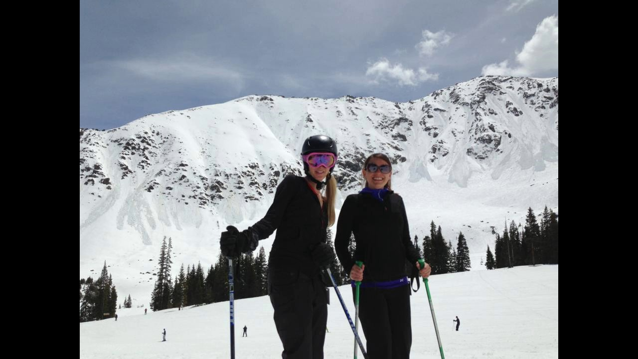 Skiing for wellness