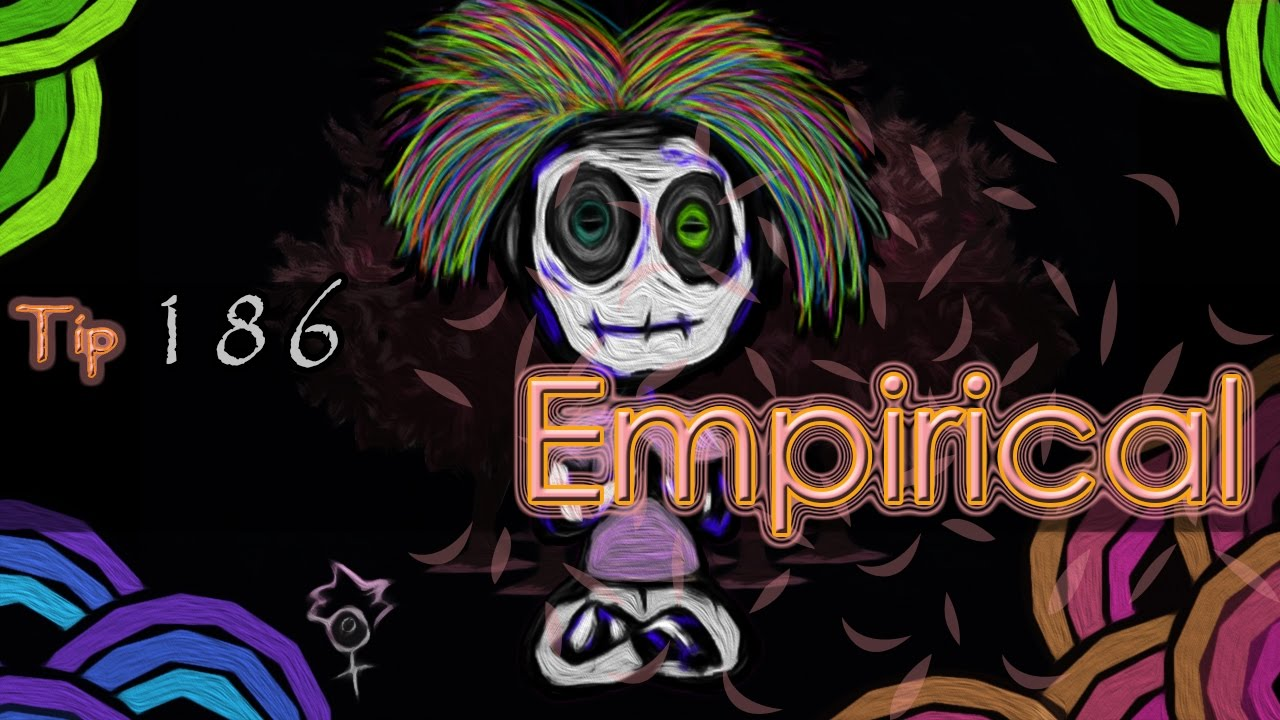 Be Human, Not a Zombie - Meditation Tip 186 - Empirical