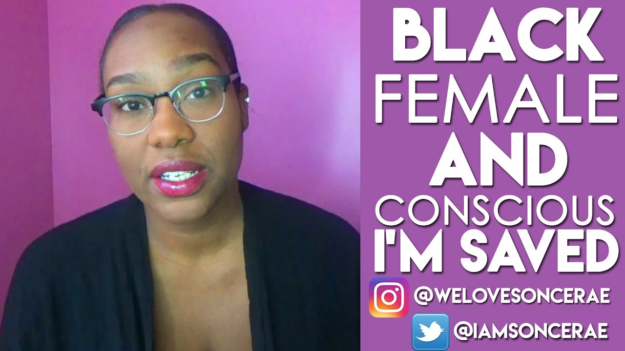 Black, Female & Conscious | Meditation SAVED ME